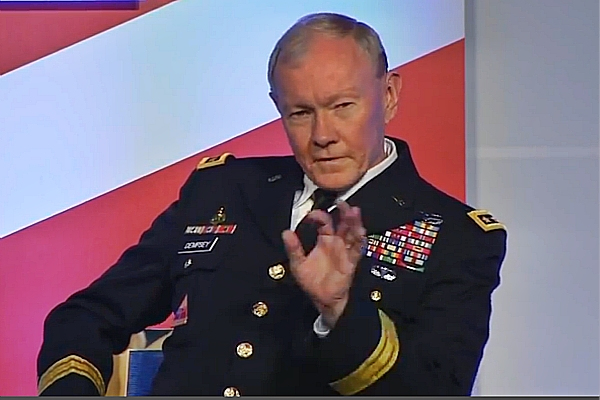 Gen. Martin Dempsey, chairman of the U.S. Joint Chiefs of Staff
